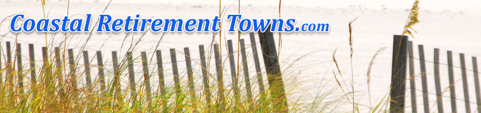 Go To Coatal Retirement Towns.com Home Page