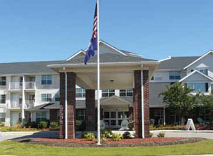 Eagle Crest retirement community, Myrtle Beach, SC